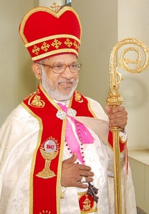 Mar George Cardinal Alencherry Major Archbishop of the Syro-Malabar Church